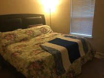 King Sized Bed and Mattress in Aurora, Illinois