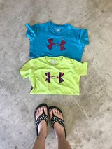 Girls under armour tees in Camp Pendleton, California