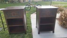 End tables in Camp Pendleton, California
