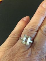 Vintage Sterling Silver & Gemstone Ring in Glendale Heights, Illinois