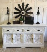 Large Ornate Buffet/TV Stand in Kingwood, Texas