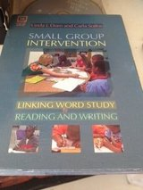 DVD/CD Small Group Intervention Linking Word Study to Reading and Writing in Kingwood, Texas