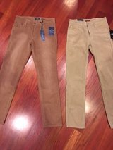 NWT:  Lucky Brand and 7 for all mankind cord in Oswego, Illinois