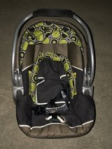 Baby stroller combo by baby trend and base in Perry, Georgia
