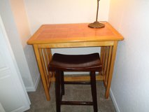 SMALL PUB HEIGHT TILE TOP TABLE in Chicago, Illinois