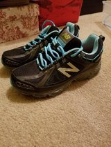 New Balance trail running sneakers in New Lenox, Illinois