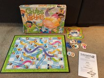 Chutes and ladders in Aurora, Illinois