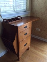 Drop Leaf Working Desk with Mail Tray in Aurora, Illinois