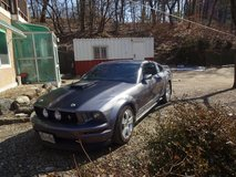 2006 Ford Mustang GT in Camp Casey, South Korea