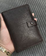 Authentic leather card holder asking $80 I paid $150 asking less than I paid. in Okinawa, Japan