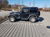 2004 Jeep Wrangler Sport 4WD TJ, *Just Reduced!* in Ramstein, Germany