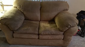 Couch and Loveseat in Lockport, Illinois