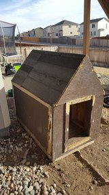 Dog House in Fort Carson, Colorado