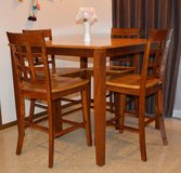 Dinner Table & 4 chairs in Okinawa, Japan