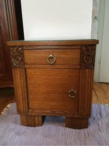 very nice antique nightstand from France in Ramstein, Germany
