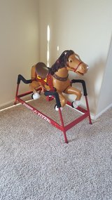Radio Flyer Springed Horse in Fort Carson, Colorado