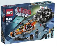 THE LEGO® MOVIE™ Super Cycle Chase Playset w/ Five Minifigures | 70808 in Camp Lejeune, North Carolina