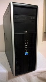 HP Desktop Core2 2.93GHz 8GB RAM 256GB HDD Radeon HD 1GB in Warner Robins, Georgia