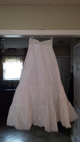 wedding dress crinoline slip in Byron, Georgia