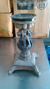 Candle holder in Alamogordo, New Mexico