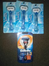Nip razors in Camp Lejeune, North Carolina