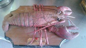 Singing Lobster in Alamogordo, New Mexico