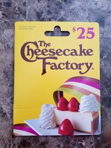 Cheesecake Factory Gift Card in Fort Campbell, Kentucky