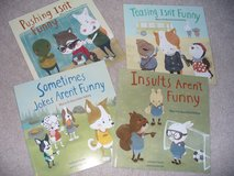 Bullying Book Set/GREAT FOR CLASSROOM!! in Palatine, Illinois
