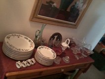**SALE** CRYSTAL, GLASSWARE, DISHES & MORE in Hinesville, Georgia