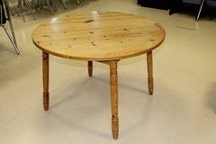 Pine Dining Table in Ramstein, Germany