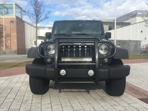 2016 Jeep Wrangler Unlimited Warrior in Ramstein, Germany