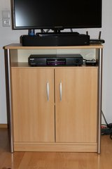 Audio/Visual Cabinet in Ramstein, Germany