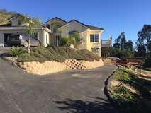 For Rent: Beautiful Horse Property and home in Fallbrook in Temecula, California