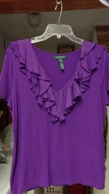 Ralph Lauren purple top in Perry, Georgia