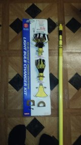 11 ft. Pole Light Bulb Changer Kit with Attachments in Lockport, Illinois