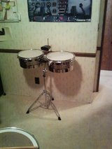 De Rosa Timbales with cowbell in Las Cruces, New Mexico