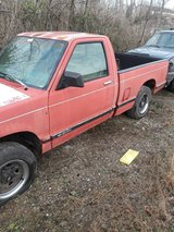 1992 S10 Pick up truck PARTS ONLY in Fort Campbell, Kentucky