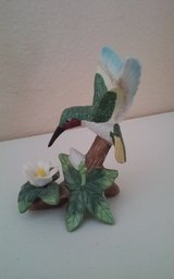 Ruby Throated Hummingbird Figurine in The Woodlands, Texas