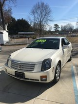 2007 Cadillac CTS in Camp Lejeune, North Carolina