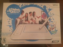 Like New Wii Draw Game Tablet in Nellis AFB, Nevada