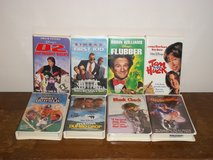 8 VHS Walt Disney Movies in Fort Campbell, Kentucky