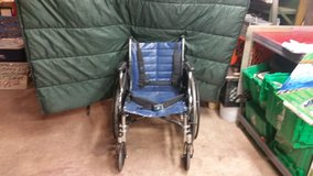 GOOD-SIZED WHEELCHAIR in Bartlett, Illinois