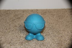 Blue Squeezie Dog Toy in Glendale Heights, Illinois