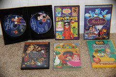 Disney DVD collection and more in Glendale Heights, Illinois