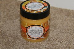 Grapefruit and Orange Sugar Scrub in Glendale Heights, Illinois