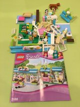 LEGO Friends Heartlake Vet (3188), used but complete set in Lockport, Illinois