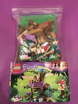 LEGO Friends Olivia's Tree House (3065) used but complete set in Lockport, Illinois