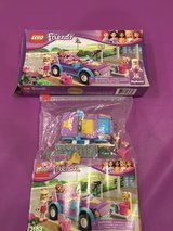 LEGO Friends Stephanie's Cool Convertible (3183) Retired in Lockport, Illinois