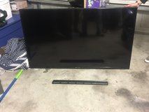 """Element 55"""" TV with mount in Jacksonville, Florida"""
