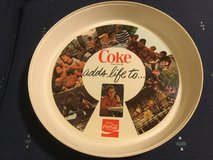 COCA COLA 1970'S Serving Tray in Okinawa, Japan